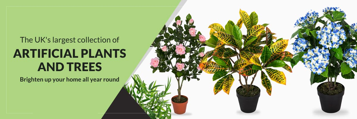 homescapes history: artificial plants - homescapes Artificial Bushes and Trees