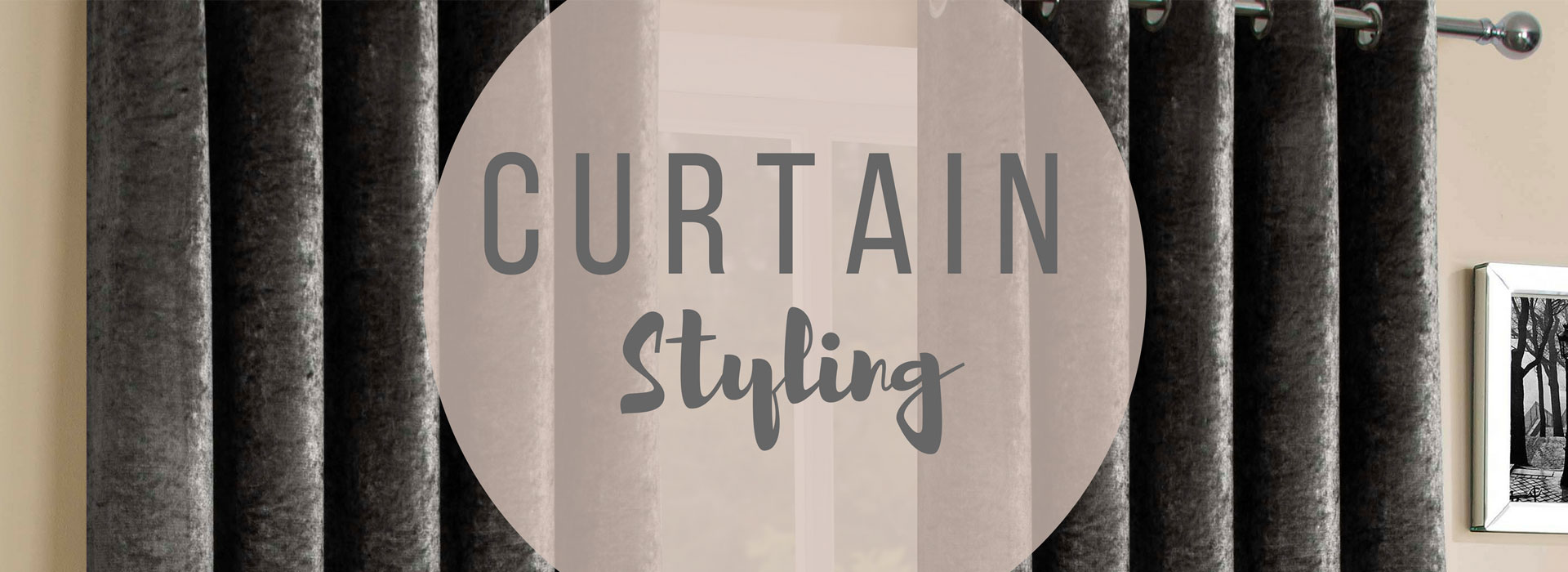 Curtain Styling Homescapes