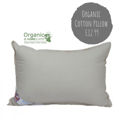 Homescapes' Buckwheat Pillows HOMESCAPES