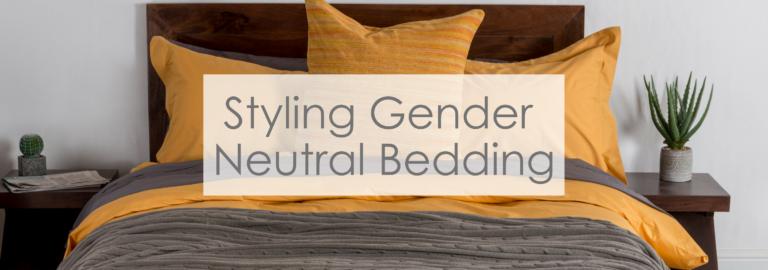 Gender neutral blog banner