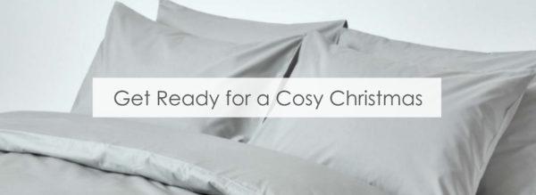 Cosy Christmas banner