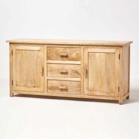 Mangat Large Sideboard Oak Shade