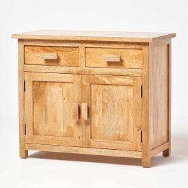 Oak Shade Mangat Small Sideboard
