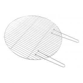 Metal BBQ Grill for Fire Bowl with Handles