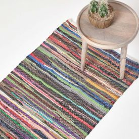 Recycled Cotton Chindi Hall Runner