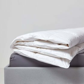 Goose Feather and Down All Seasons Duvet